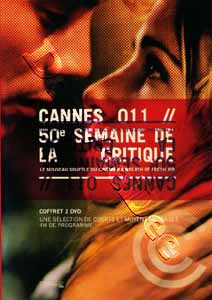 Cannes 011 - Short Films - 50th Critics' Week Lineup - 2-DVD Set (DVD)